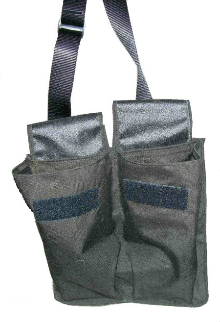Active Response Bag, front pockets